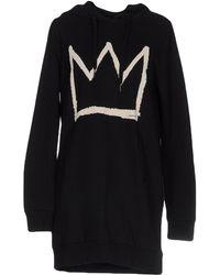 ELEVEN PARIS Short Dress - Black