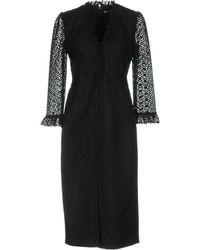 Jill Stuart Knee-length Dress - Black