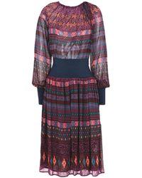 Trussardi - Knee-length Dress - Lyst