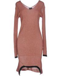 Kor@kor - Knee-length Dress - Lyst