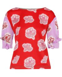 Peter Pilotto Blouse - Red