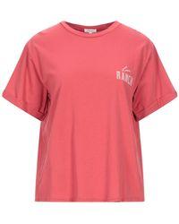 Love Stories T-shirt - Pink