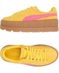 PUMA - Cleated Creeper Suede Trainers - Lyst