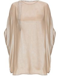 Agnona Blouse - Natural