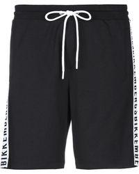 Bikkembergs Shorts & Bermuda Shorts - Black
