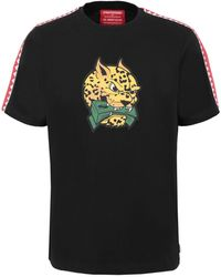 Sprayground T-shirt On Sale - Black