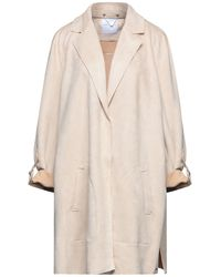Rino & Pelle Overcoat - Natural