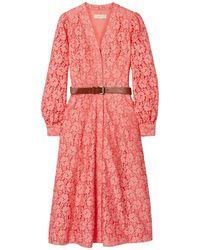 MICHAEL Michael Kors Knee-length Dress - Pink