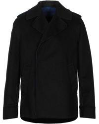 Paolo Pecora Coat - Black