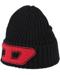 DIESEL Hat - Black