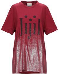 Jijil T-shirt - Red