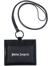Palm Angels Porte-documents - Noir
