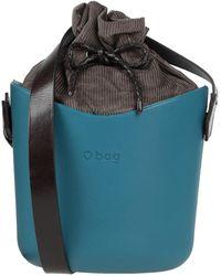 O bag Cross-body Bag - Blue