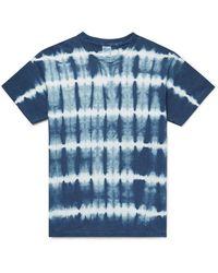 Velva Sheen T-shirt - Bleu