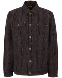 Chinatown Market Shirt - Brown