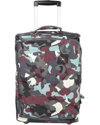 Kipling Wheeled Luggage - Green