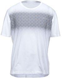 Corneliani T-shirts - Weiß
