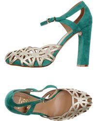 Maliparmi Sandals - Green