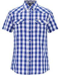 Wrangler Shirt - Blue