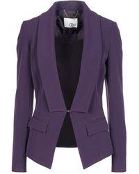 Relish Suit Jacket - Purple