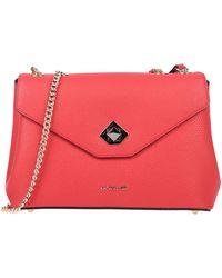 Cromia Cross-body Bag - Red