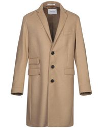 Aglini Coat - Natural
