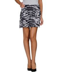 Leetha - Mini Skirt - Lyst