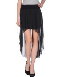 Agatha Cri - Mini Skirt - Lyst