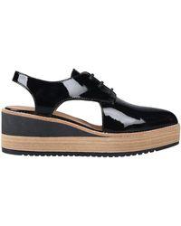 Janet & Janet Lace-up Shoe - Black