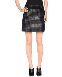 O'2nd - Mini Skirt - Lyst