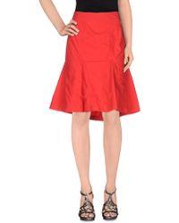 Gsus Sindustries - Knee Length Skirt - Lyst