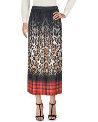 Ean 13 Long Skirt - Multicolor