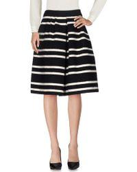 Seventy - Knee Length Skirt - Lyst