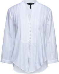 BCBGMAXAZRIA Shirt - White