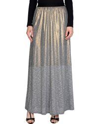 Volcom - Long Skirt - Lyst