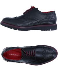 Lumberjack Lace-up Shoe - Black