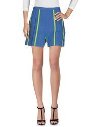 Stella Jean Shorts - Azul