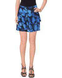 Franklin & Marshall - Mini Skirt - Lyst