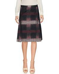 Daks - Knee Length Skirt - Lyst