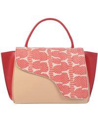 Atp Atelier Handbag - Red