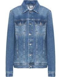 8 - Denim Outerwear - Lyst