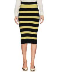 Beayukmui 3/4 Length Skirt