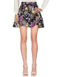 Mary Katrantzou Mini Skirt - Black