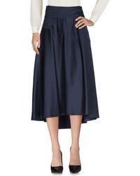 Peuterey - 3/4 Length Skirt - Lyst
