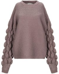 Care Of You Jumper - Brown