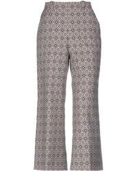Maliparmi Pantalones - Gris