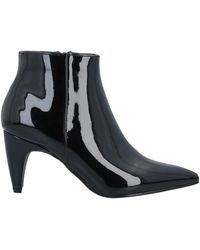 Sexy Woman Ankle Boots - Black