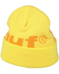 Huf Hat - Yellow