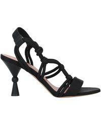 MAX&Co. Sandales - Noir