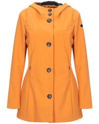Rrd Lange Jacke - Orange